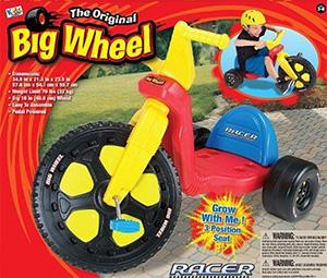 My 1st Lil Princess Big Wheel 9 Trike by The Original Big Wheel